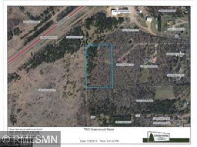 Brainerd Residential Lots & Land For Sale: Greenwood Street