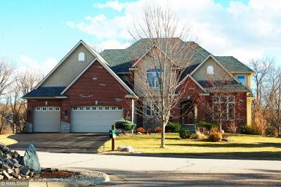 Burnsville Single Family Home For Sale: 1725 Estates Trail