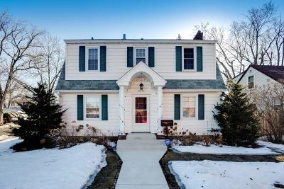 Minneapolis Single Family Home For Sale: 5501 Garfield Avenue