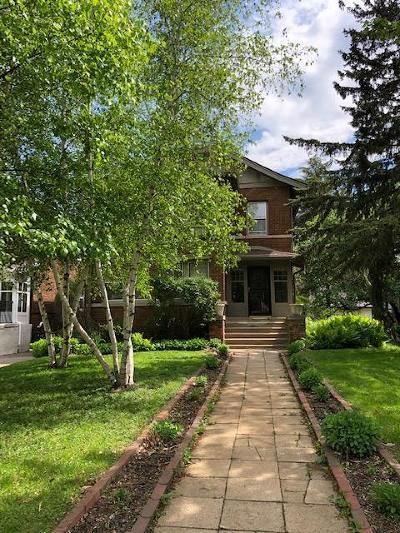 Saint Paul Multi Family Home For Sale: 706 Summit Avenue