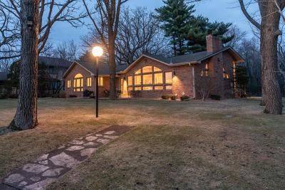 Shoreview Single Family Home For Sale: 5251 Hodgson Road