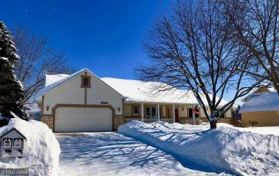 Apple Valley Single Family Home For Sale: 15737 Highview Drive