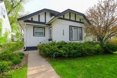 Saint Paul Single Family Home For Sale: 1622 Niles Avenue