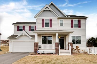 Maple Grove Single Family Home Contingent: 12466 86th Ave N