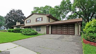 West Saint Paul Single Family Home For Sale: 270 Christine Lane