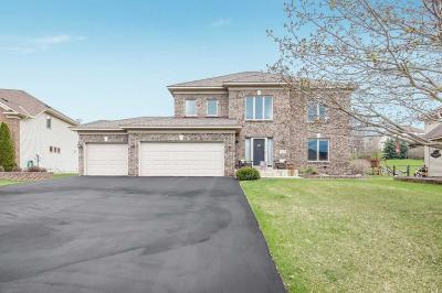 Saint Michael Single Family Home For Sale: 13848 44th Lane NE