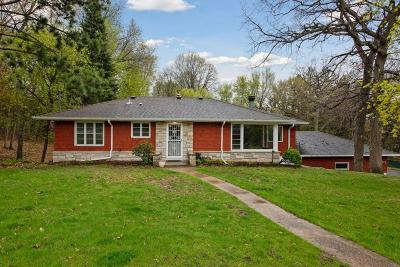 Minnetonka Single Family Home For Sale: 14623 Orchard Road