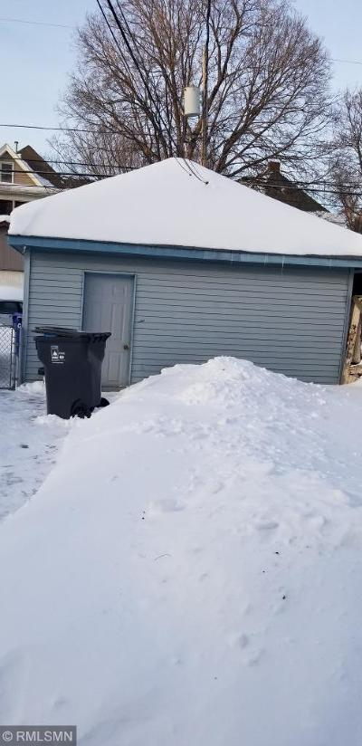 Saint Paul Single Family Home For Sale: 397 Sherburne Avenue