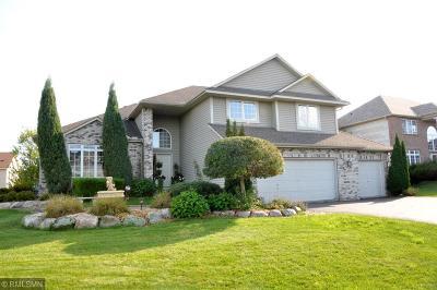 Eden Prairie Single Family Home For Sale: 17961 Strawberry Court