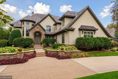 Eden Prairie Single Family Home For Sale: 18442 Nicklaus Way