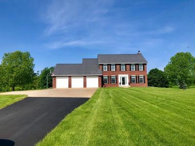 Single Family Home For Sale: 24620 W Cedar Lake Drive