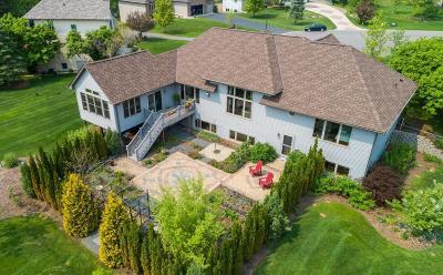 Ham Lake Single Family Home For Sale: 4010 136th Lane NE