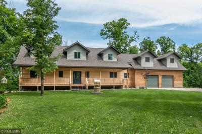 Chisago County Single Family Home For Sale: 44193 Maple Lane