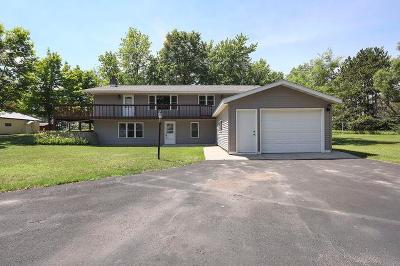 Sherburne County Single Family Home Contingent: 4903 Highway 10 S
