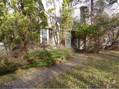 Crystal, Plymouth, Maple Grove, Minnetonka Single Family Home For Sale: 15004 McGinty Road W
