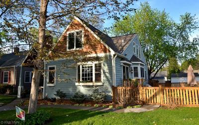 Saint Louis Park Single Family Home For Sale: 4057 Utica Avenue S