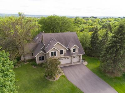 Eden Prairie Single Family Home For Sale: 10369 Bluff Road