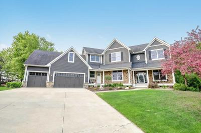 Eden Prairie Single Family Home For Sale: 18145 Cole Court