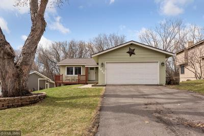 Eden Prairie Single Family Home Contingent: 7064 Springhill Circle