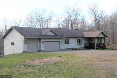 Aitkin Single Family Home For Sale: 37593 316th Lane
