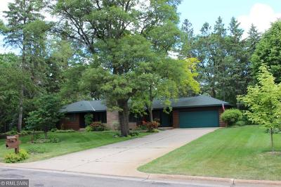 Saint Cloud Single Family Home For Sale: 1735 Woodland Road