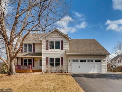Eagan Single Family Home Contingent: 3940 Stonebridge Drive N
