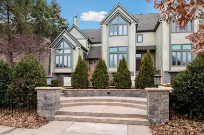 Saint Paul Condo/Townhouse For Sale: 729 Summit Avenue
