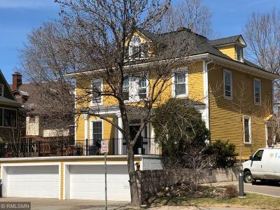 Crystal, Golden Valley, Minneapolis, Minnetonka, New Hope, Plymouth, Robbinsdale, Saint Louis Park Multi Family Home For Sale: 418 Groveland Avenue