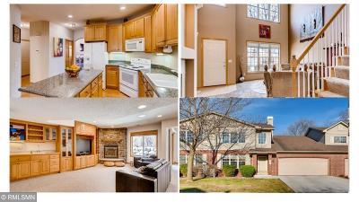 Eden Prairie Condo/Townhouse For Sale: 9822 Belmont Lane