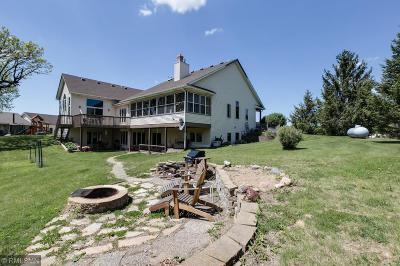 Prescott Single Family Home For Sale: W10415 521st Avenue