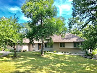 Bemidji Single Family Home For Sale: 8023 Stump Lake Drive NE