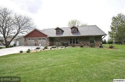 Willmar Single Family Home For Sale: 4830 22nd Street NE
