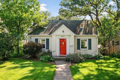Richfield Single Family Home For Sale: 6633 Russell Avenue S