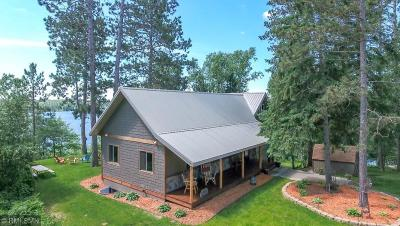 Itasca County Single Family Home For Sale: 32659 Fox Lake Road