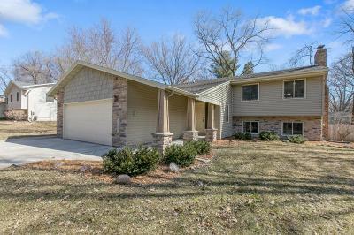 Eden Prairie Single Family Home For Sale: 7351 Walnut Court