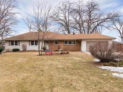 Coon Rapids Single Family Home For Sale: 8564 Mississippi Boulevard NW