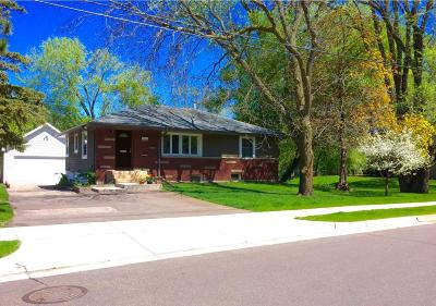 Edina Single Family Home For Sale: 4000 W 42nd Street
