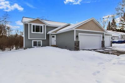 Coon Rapids Single Family Home For Sale: 12975 Crooked Lake Boulevard NW