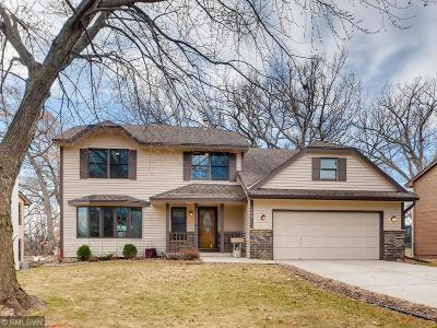 Burnsville Single Family Home For Sale: 1409 Rushmore Drive
