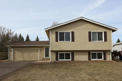 Lakeville Single Family Home For Sale: 7467 162nd Street W