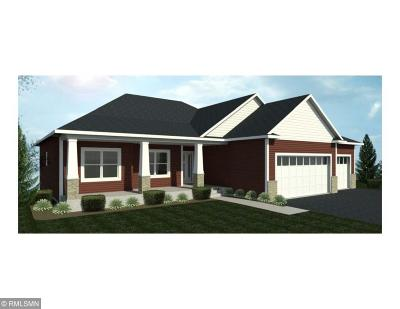 Ham Lake Single Family Home For Sale: 16410 Kiska Street NE