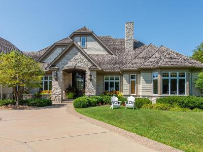 Eden Prairie Single Family Home For Sale: 18370 Nicklaus Way