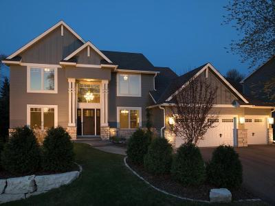 Eden Prairie Single Family Home For Sale: 8925 Victoria Drive
