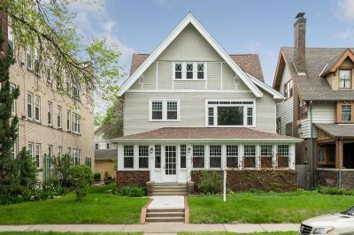 Crystal, Golden Valley, Minneapolis, Minnetonka, New Hope, Plymouth, Robbinsdale, Saint Louis Park Multi Family Home For Sale: 2413 Girard Avenue S