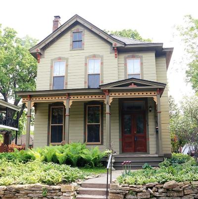 Saint Paul Condo/Townhouse For Sale: 448 Iglehart Avenue #1