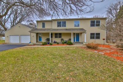 Single Family Home For Sale: 8285 Ox Yoke Circle