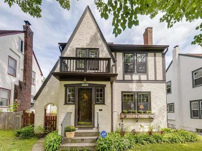 Saint Paul Single Family Home For Sale: 1835 Juliet Avenue