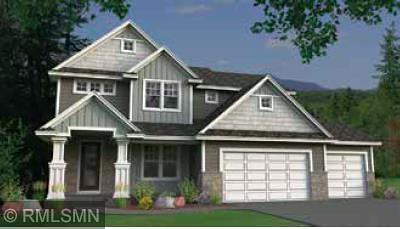 Hugo Single Family Home For Sale: 5822 130th Lane N