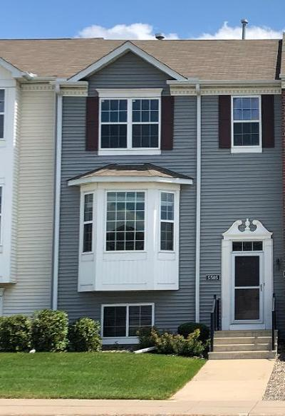 New Hope Condo/Townhouse For Sale: 5505 Elm Grove Court