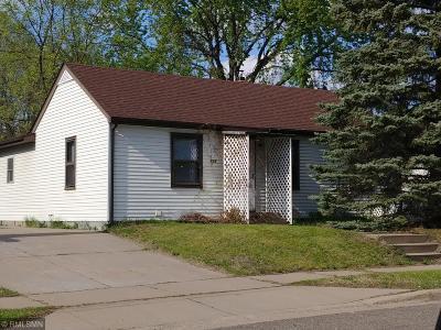 Anoka Single Family Home For Sale: 733 Buchanan Street